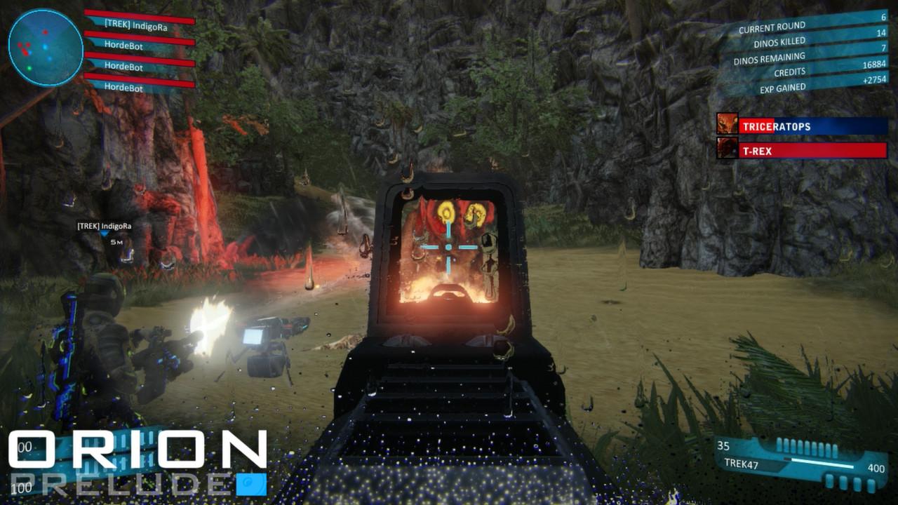 ORION: Prelude screenshot