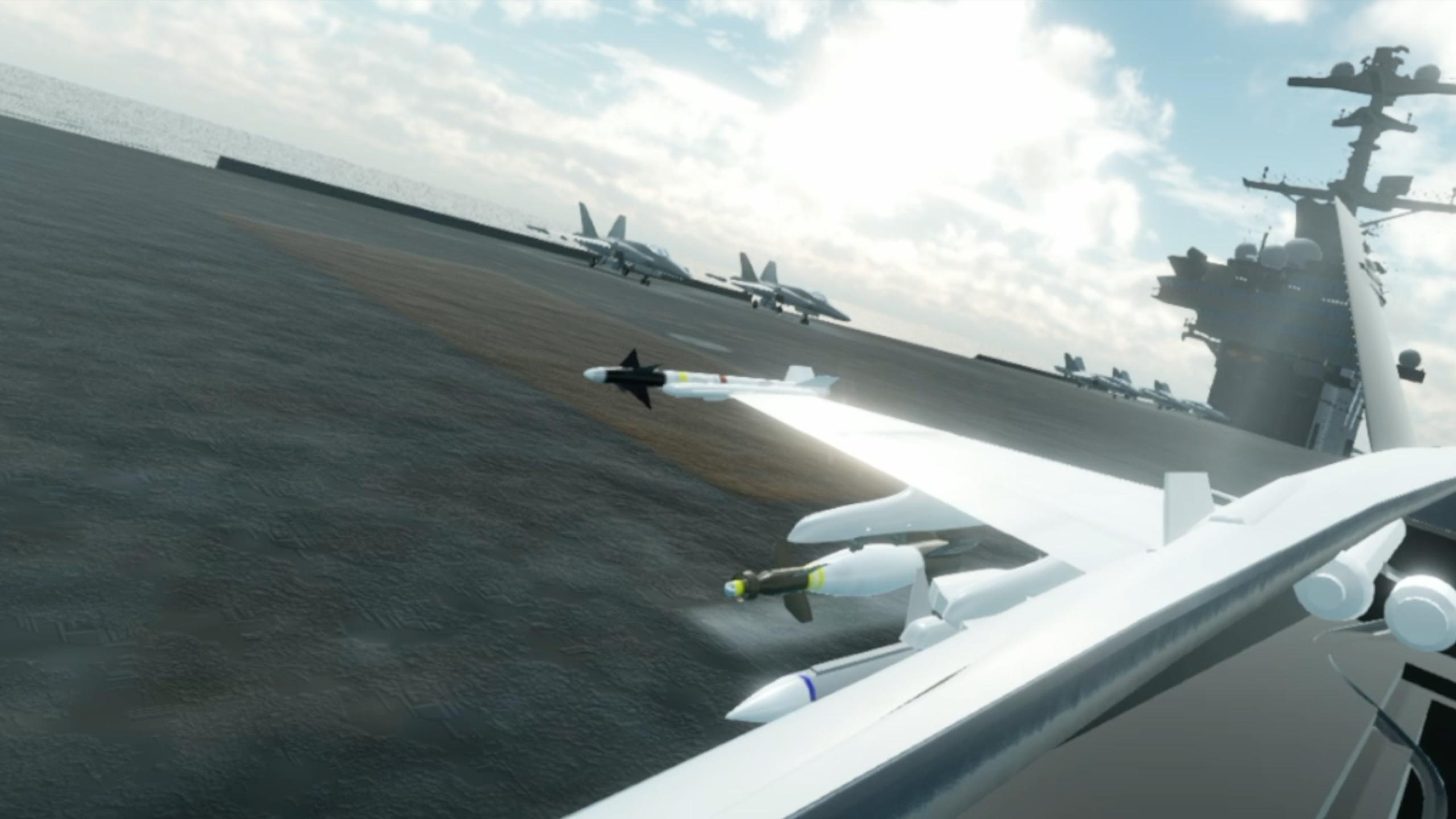 F18 Carrier Landing screenshot