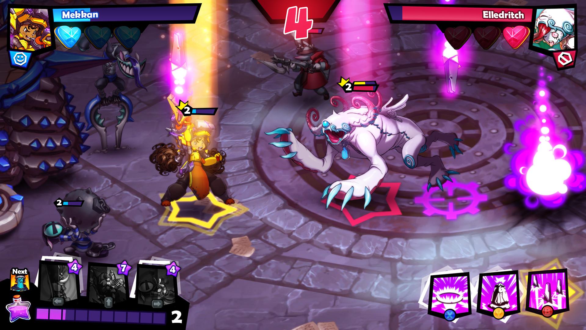 Arena Stars screenshot