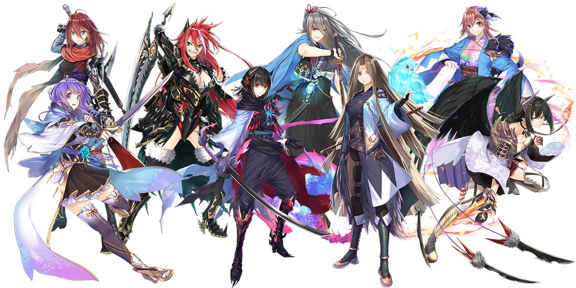 RPG Maker MV - Fantasy Heroine Character Pack 5 screenshot