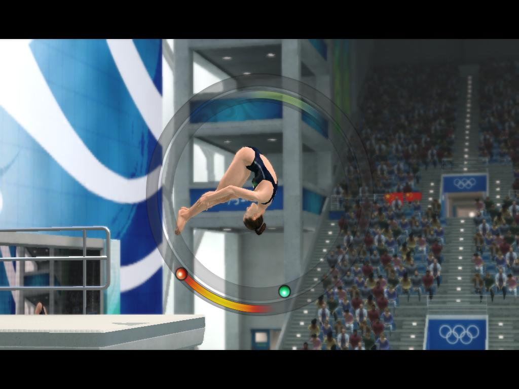 Beijing 2008 - The Official Video Game of the Olympic Games screenshot
