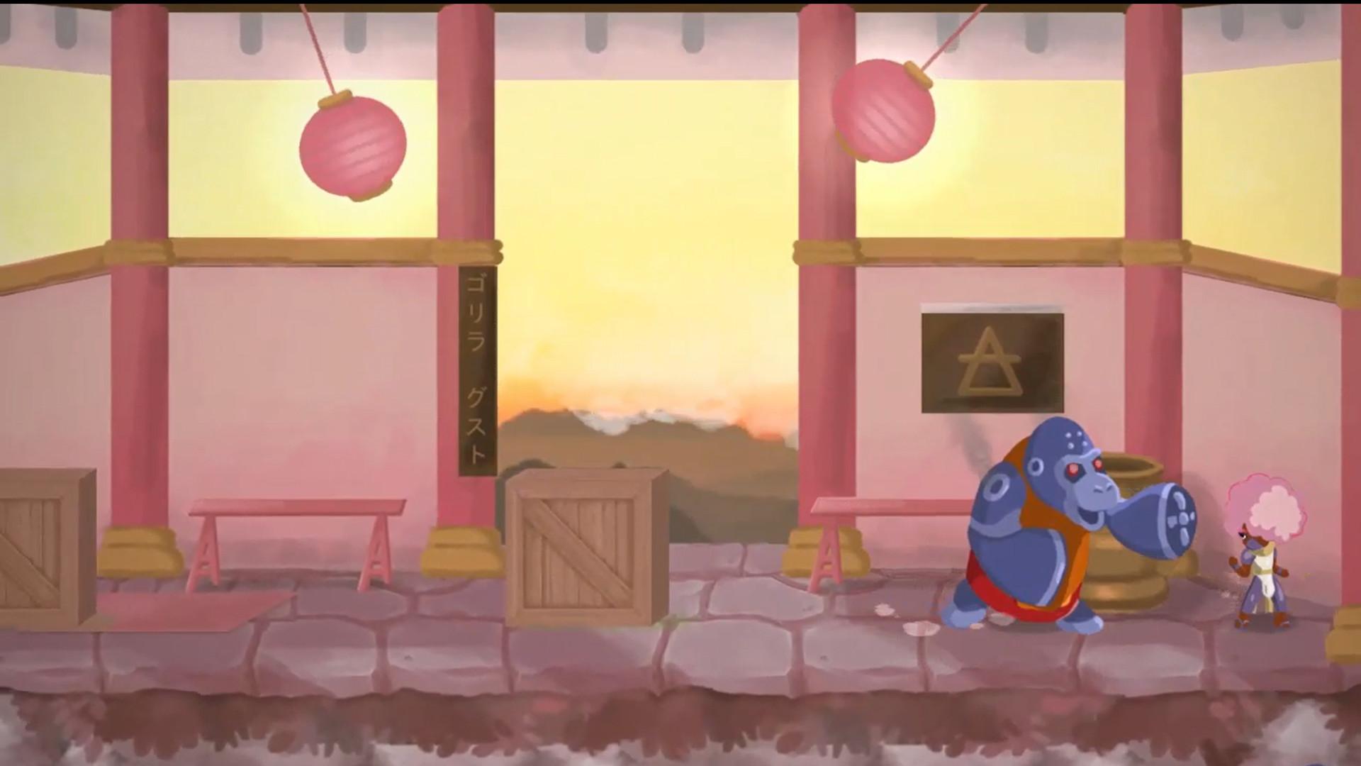 Heart of Smoke screenshot