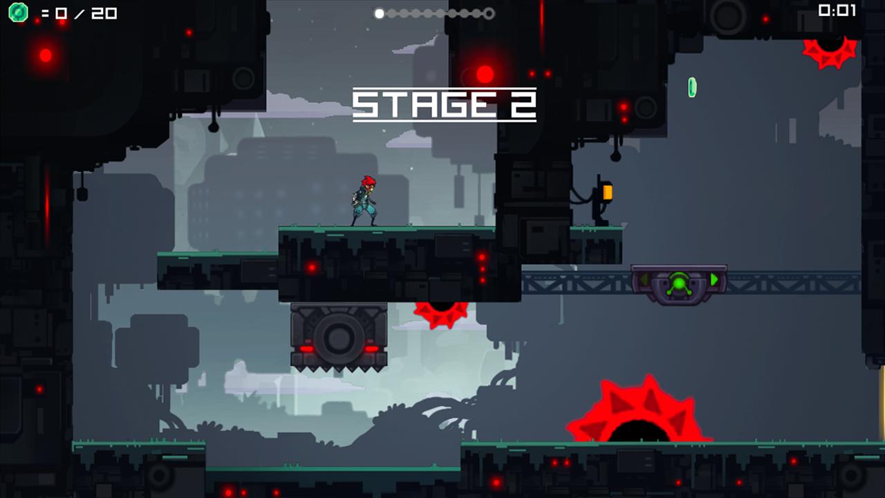 Ikeda : The Scrap Hunter E.P. screenshot