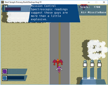 Steel Seraph screenshot