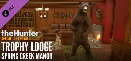 theHunter: Call of the Wild - Trophy Lodge Spring Creek Manor