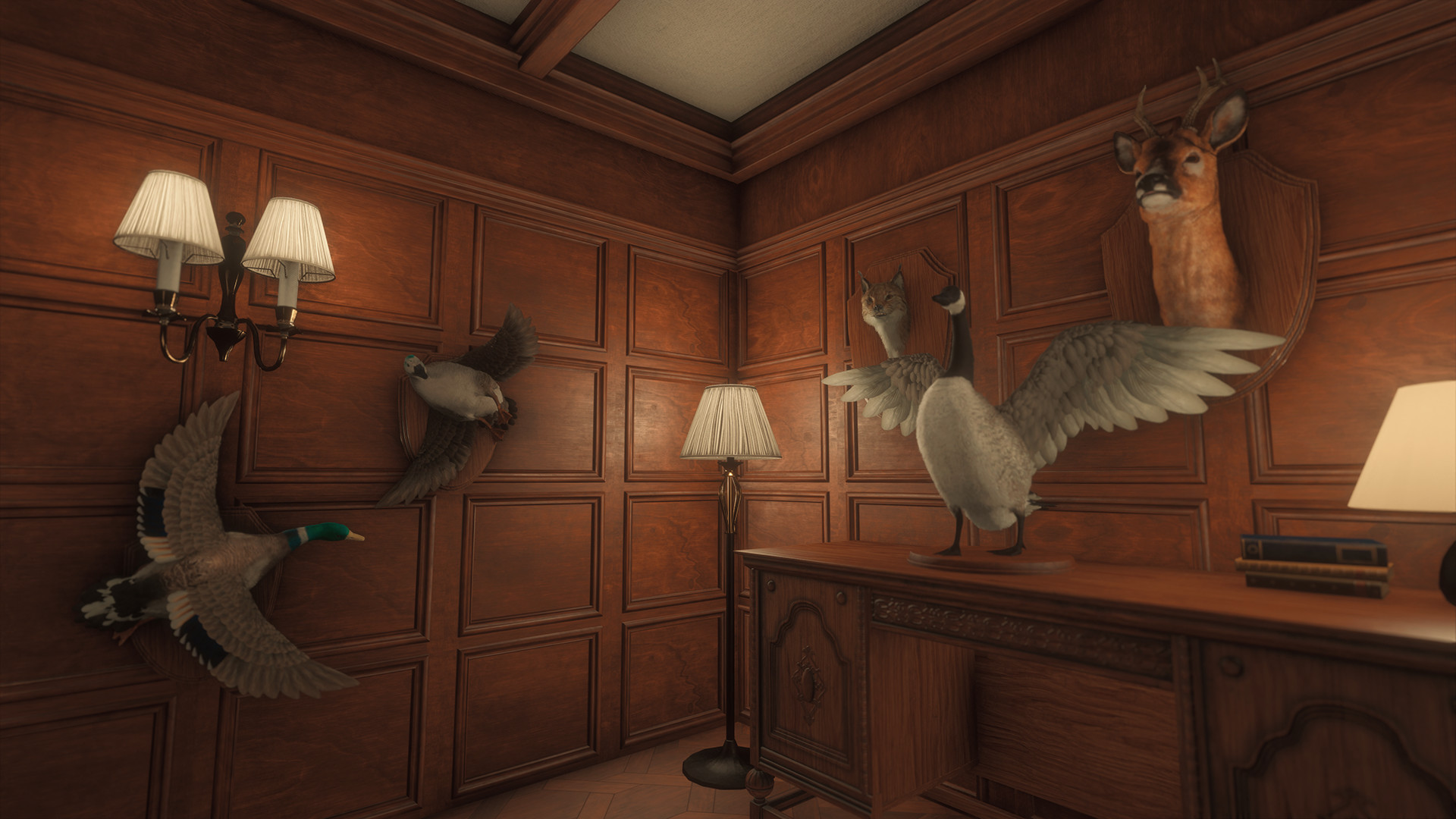 theHunter: Call of the Wild - Trophy Lodge Spring Creek Manor screenshot