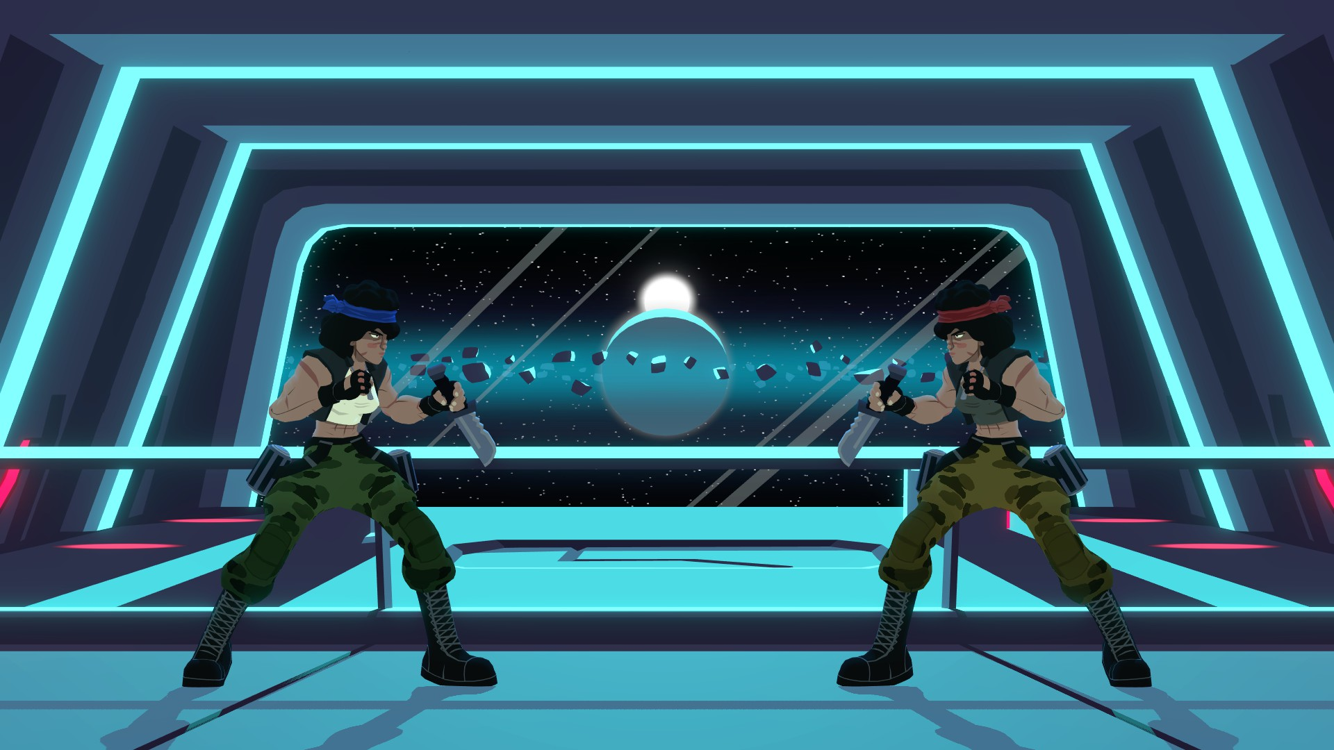 Costume - Cid - Commando screenshot