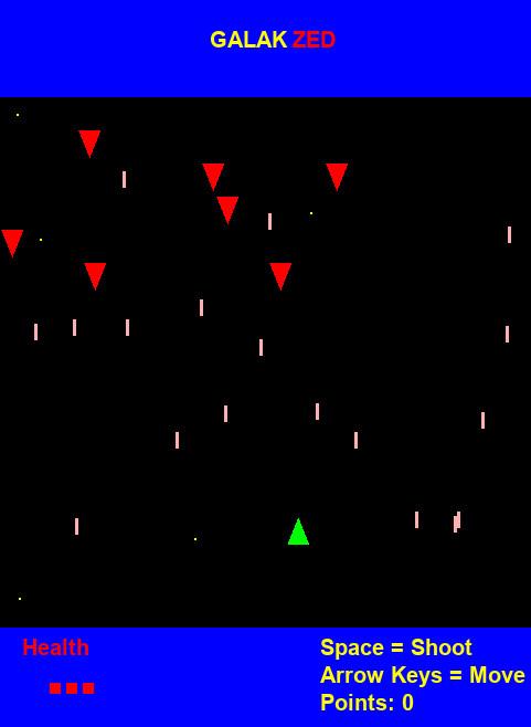 Galak Zed screenshot