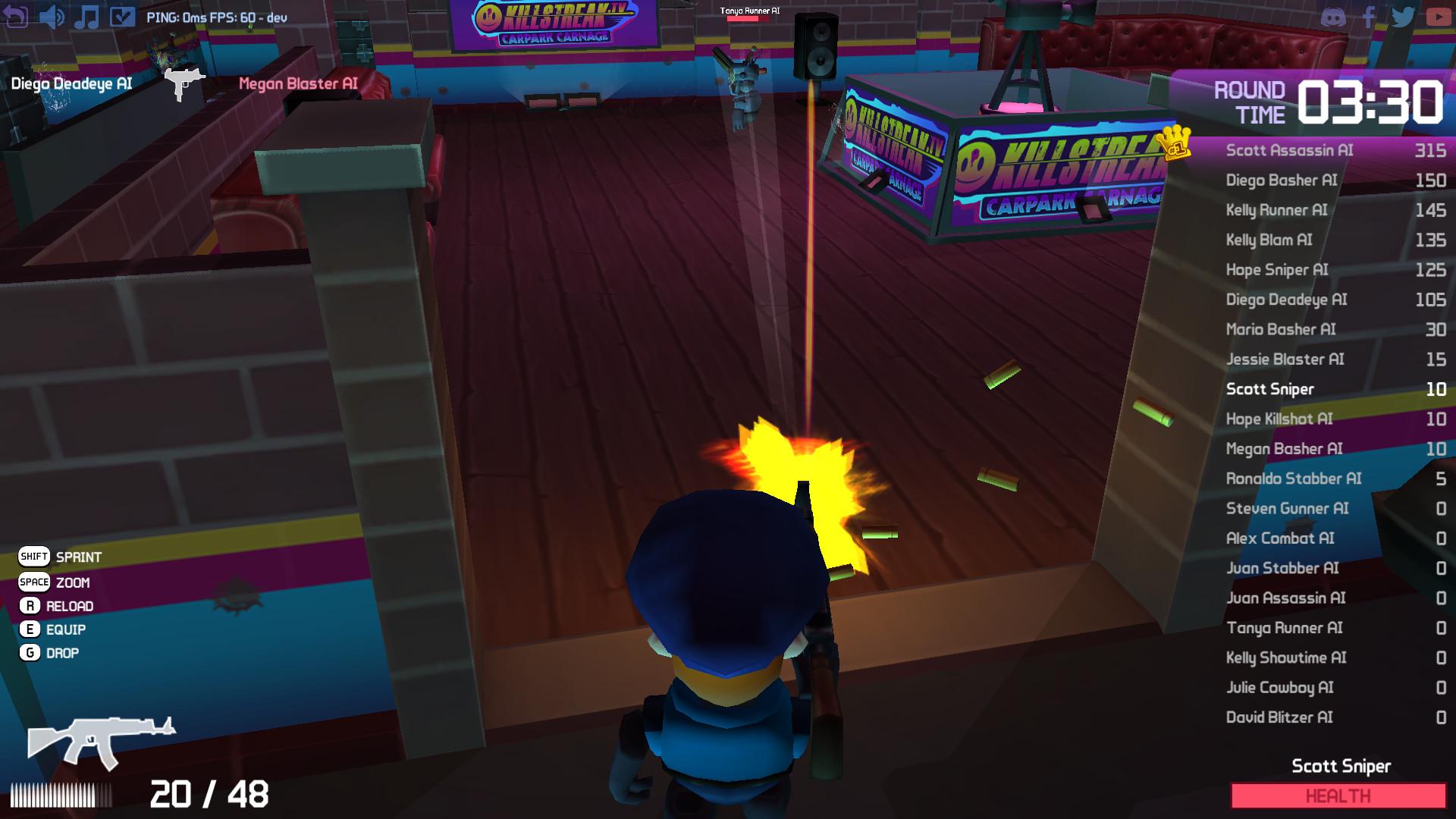 KillStreak.tv screenshot