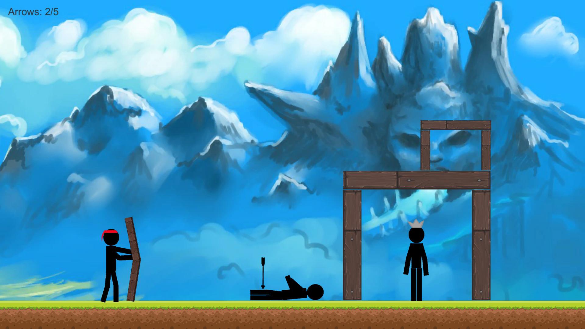 Archibald 2 screenshot