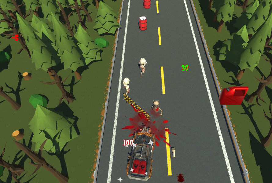 Drive for Your Life screenshot