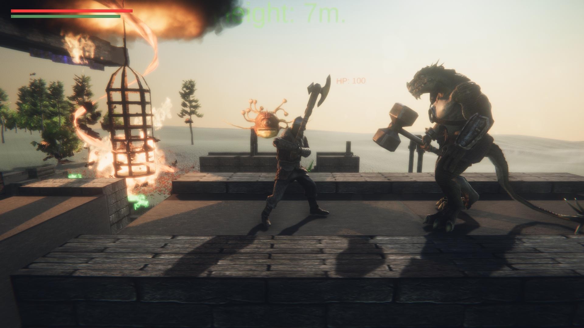 DevilShaft: TheTower screenshot