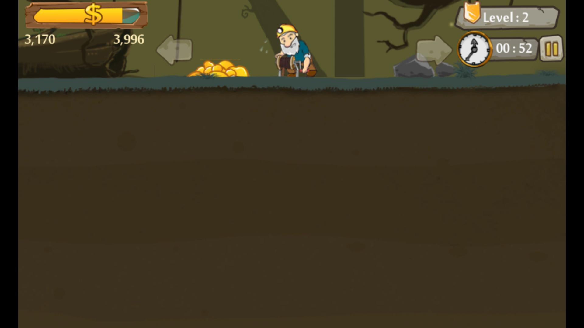 Mine the Gold screenshot