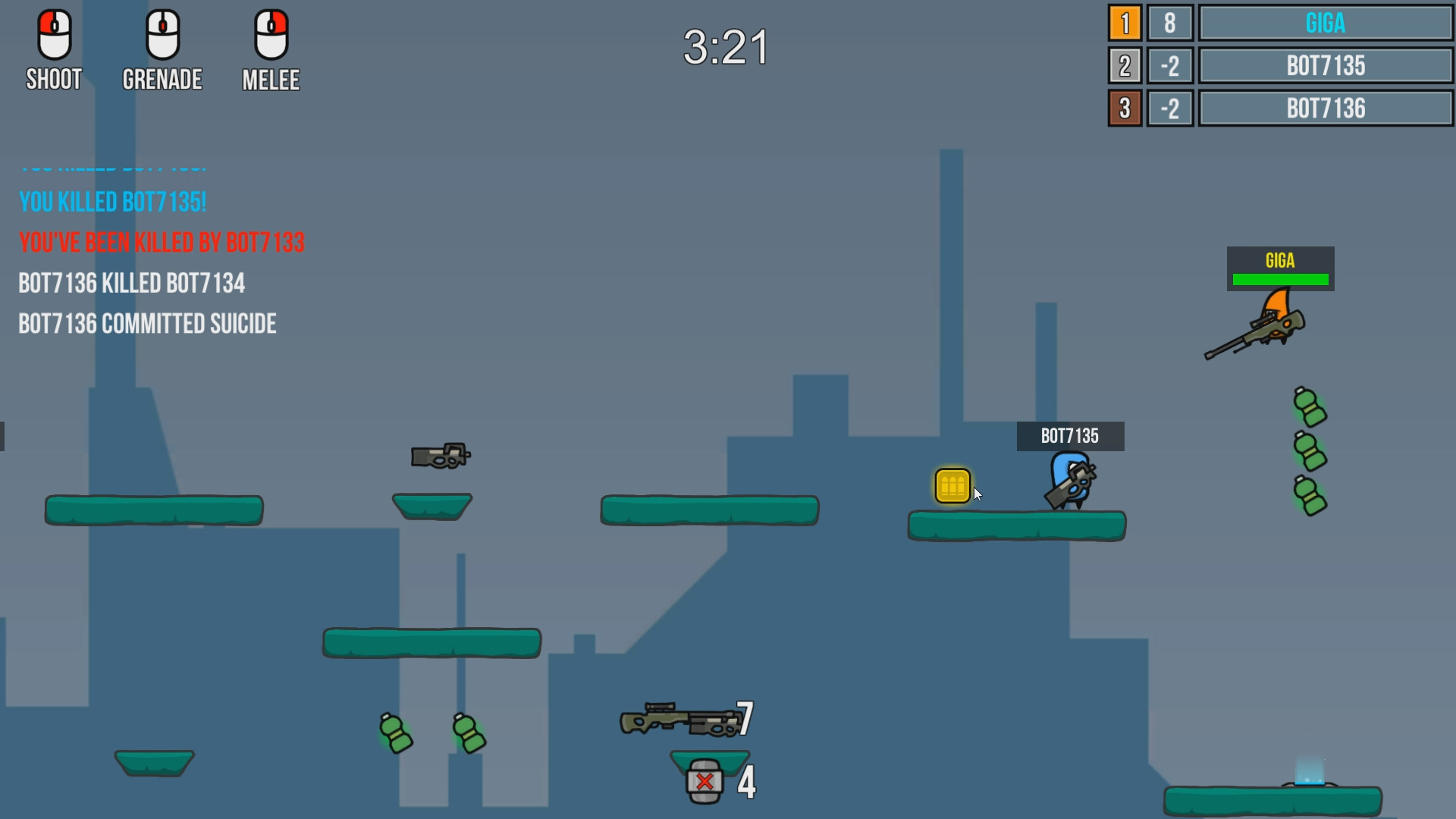 Minions Battle screenshot