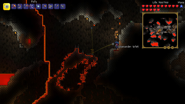 Terraria screenshots