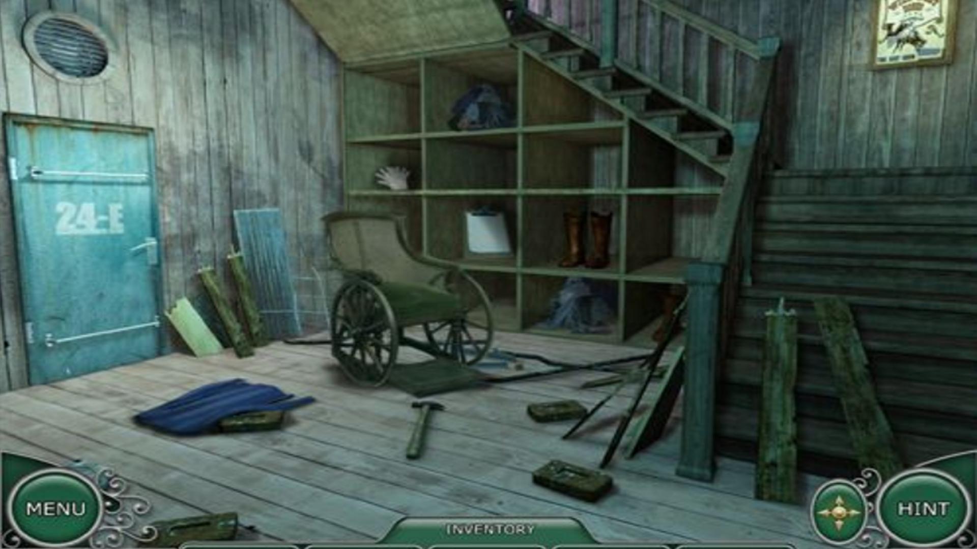 Epic Adventures: Cursed Onboard screenshot