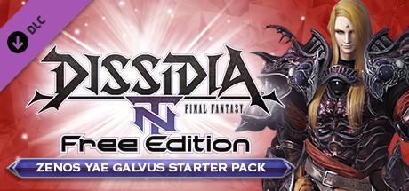 DFF NT: Zenos yae Galvus Starter Pack