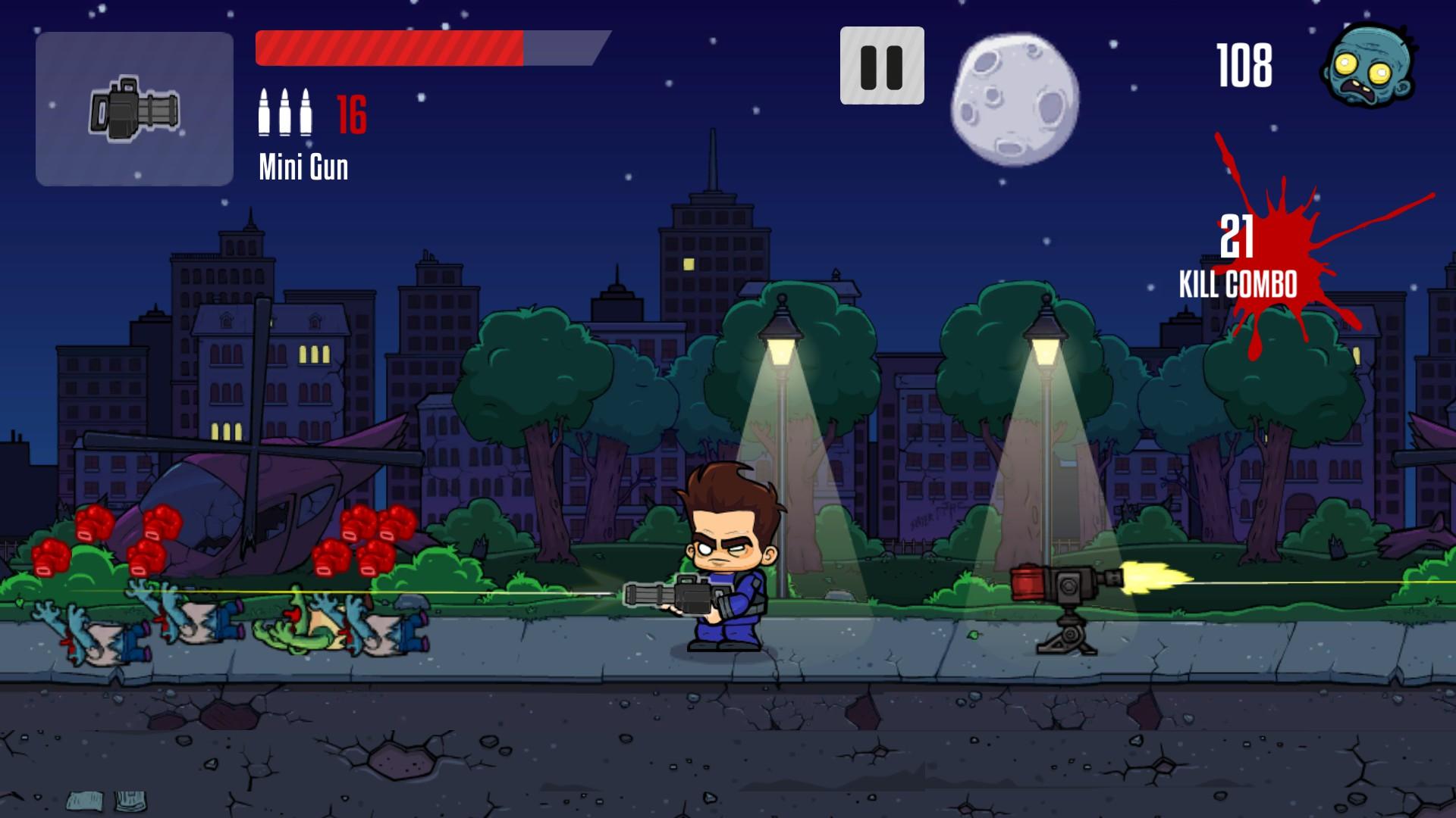 City Zombies screenshot