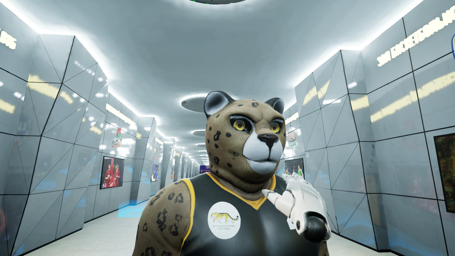VTB Basketball League VR screenshot