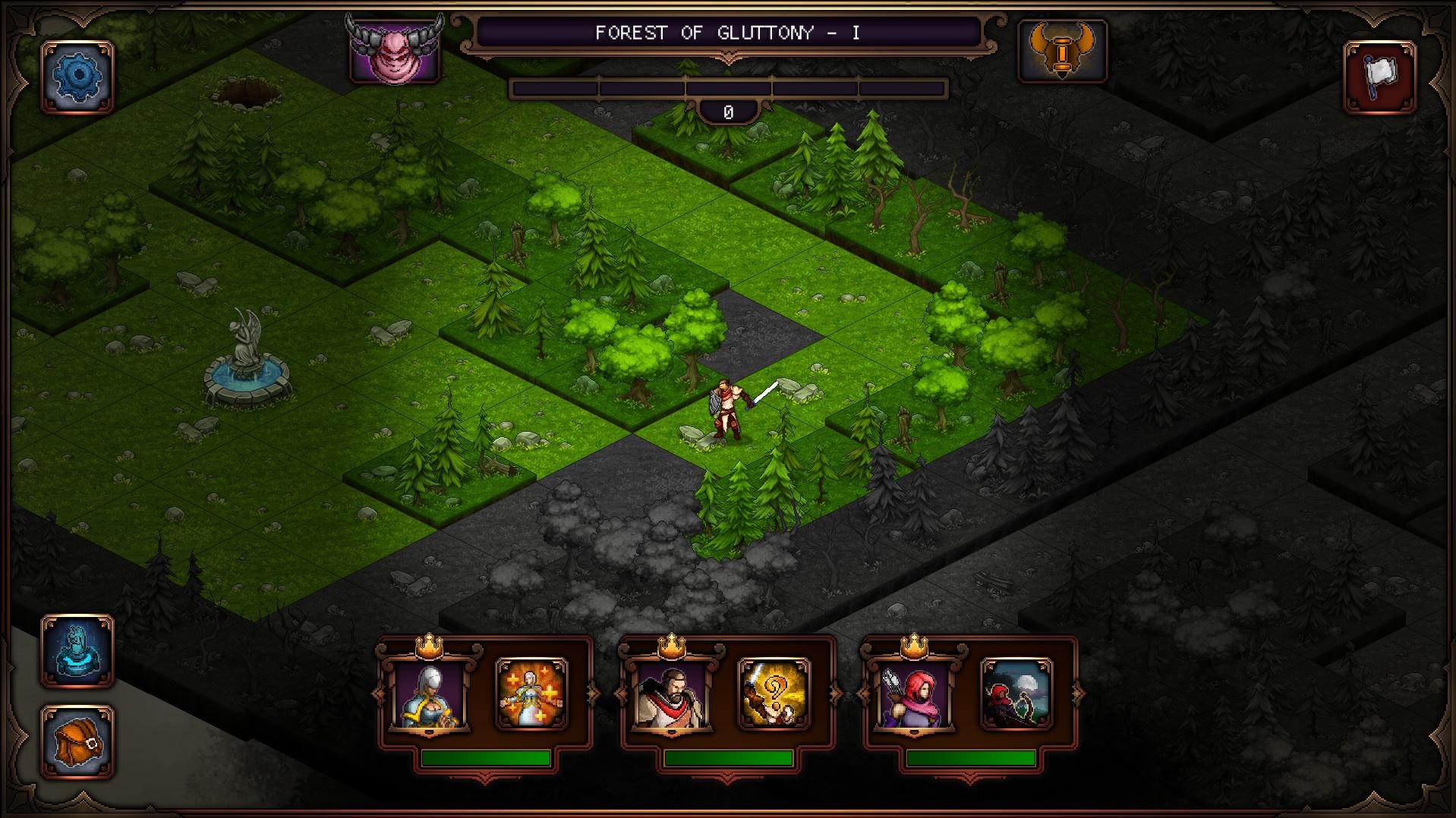 Sin Slayers: The First Sin screenshot