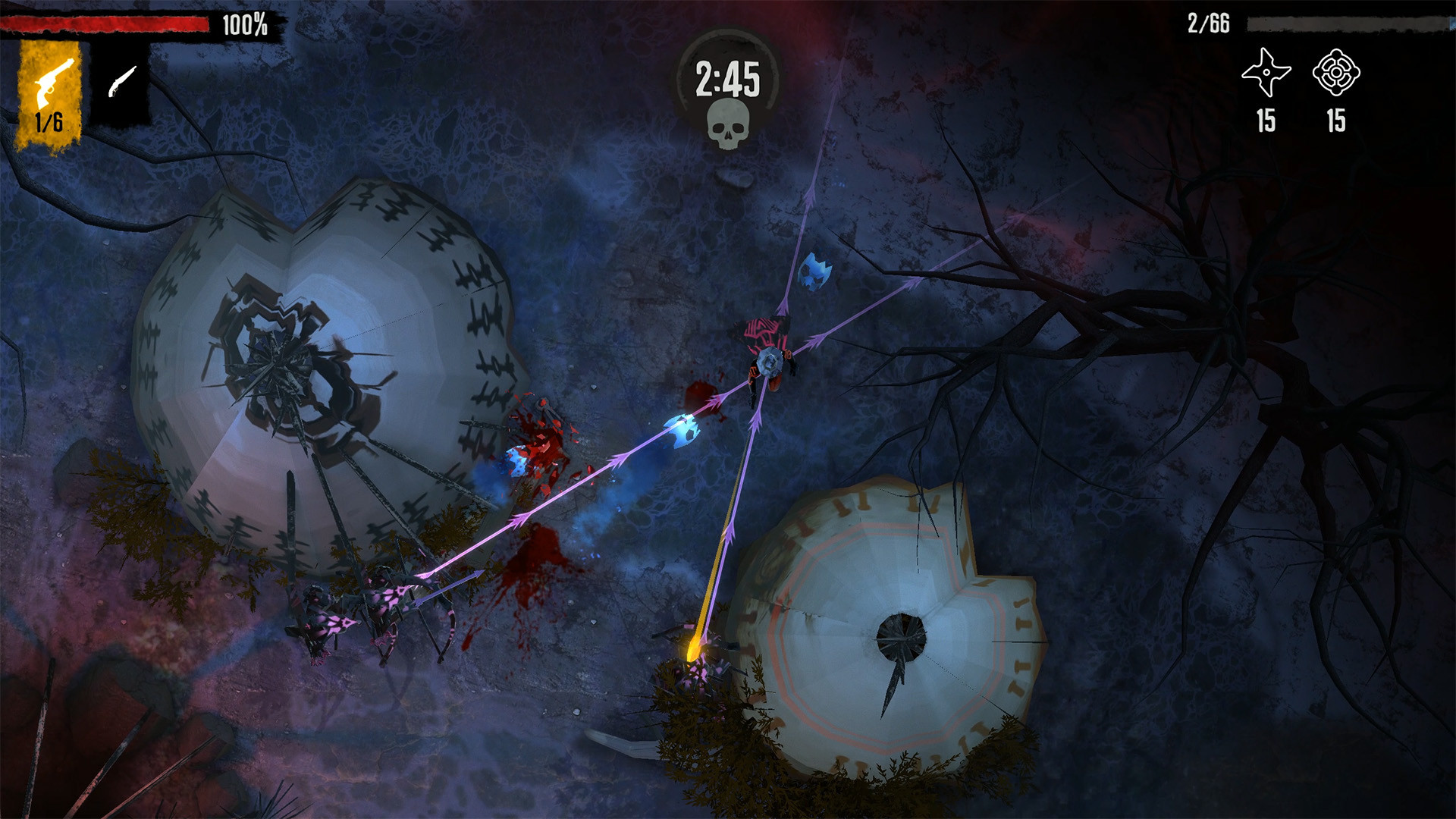 Ritual: Crown of Horns screenshot