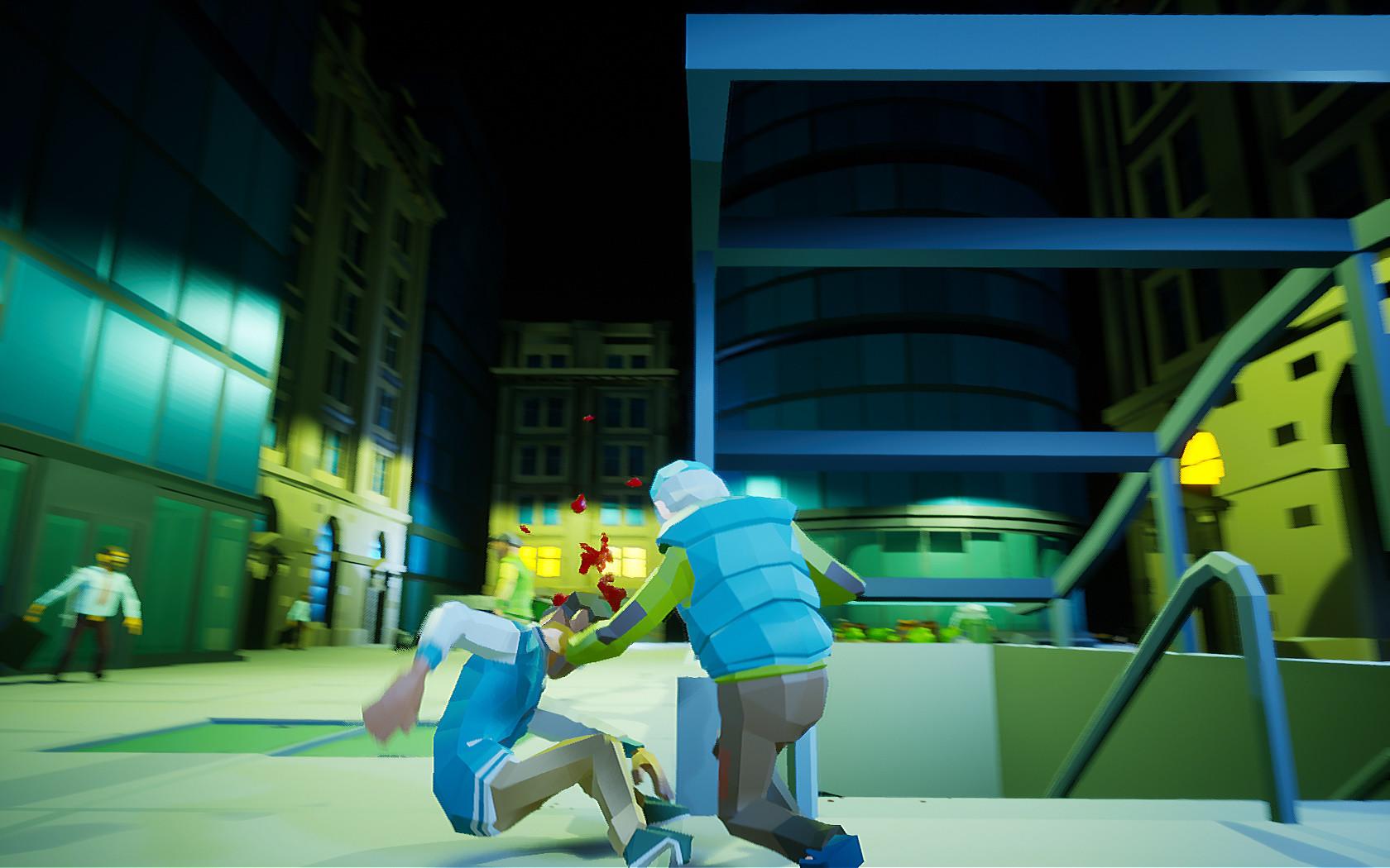 Drunken Fist 🍺👊 Totally Accurate Beat 'em up screenshot