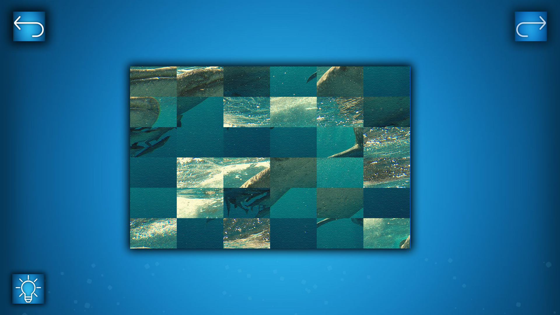 PUZZLE: OCEAN screenshot