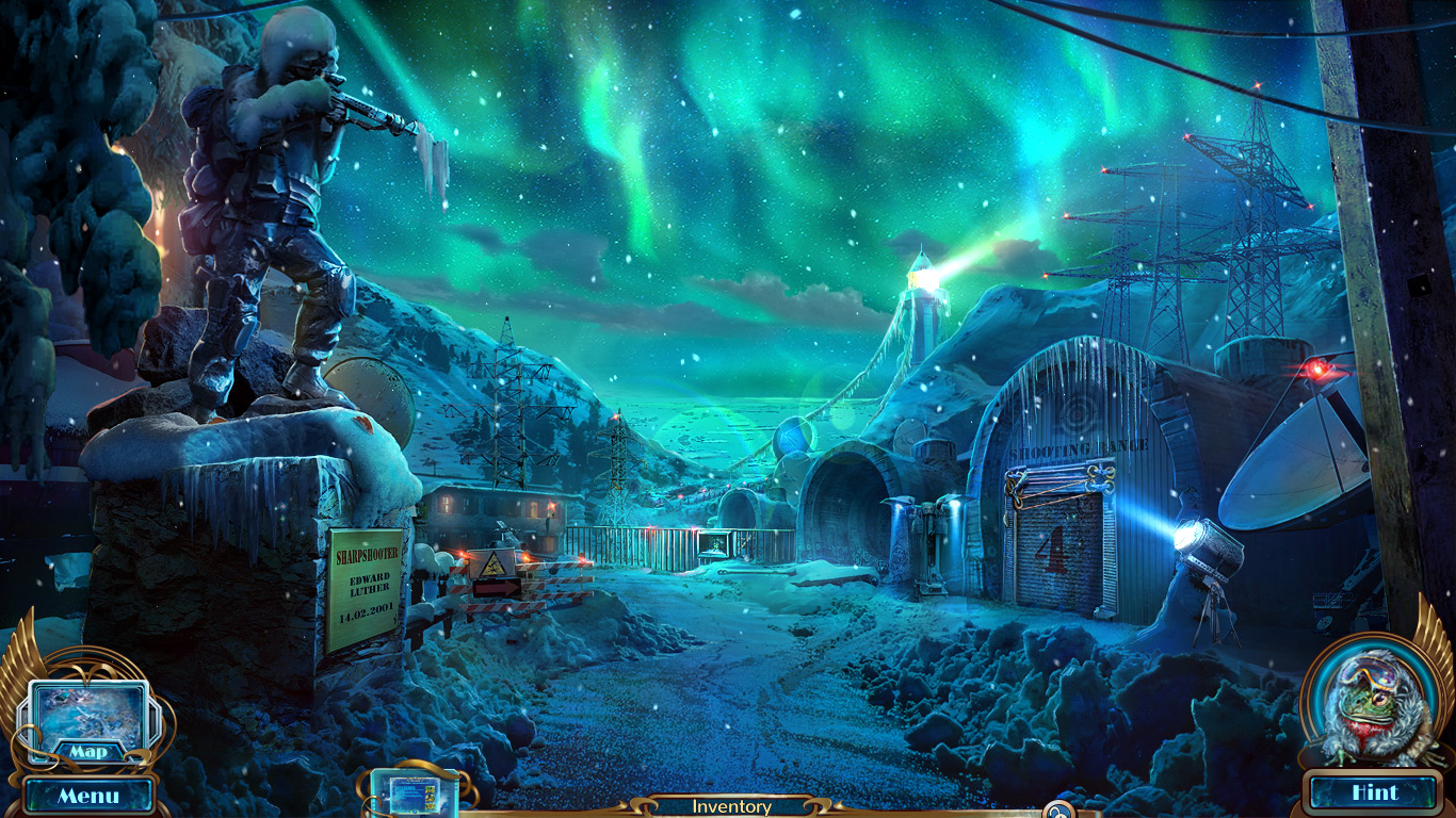 Mystery Trackers: Winterpoint Tragedy Collector's Edition screenshot