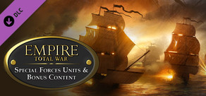 Empire: Total War™ - Special Forces Units & Bonus Content