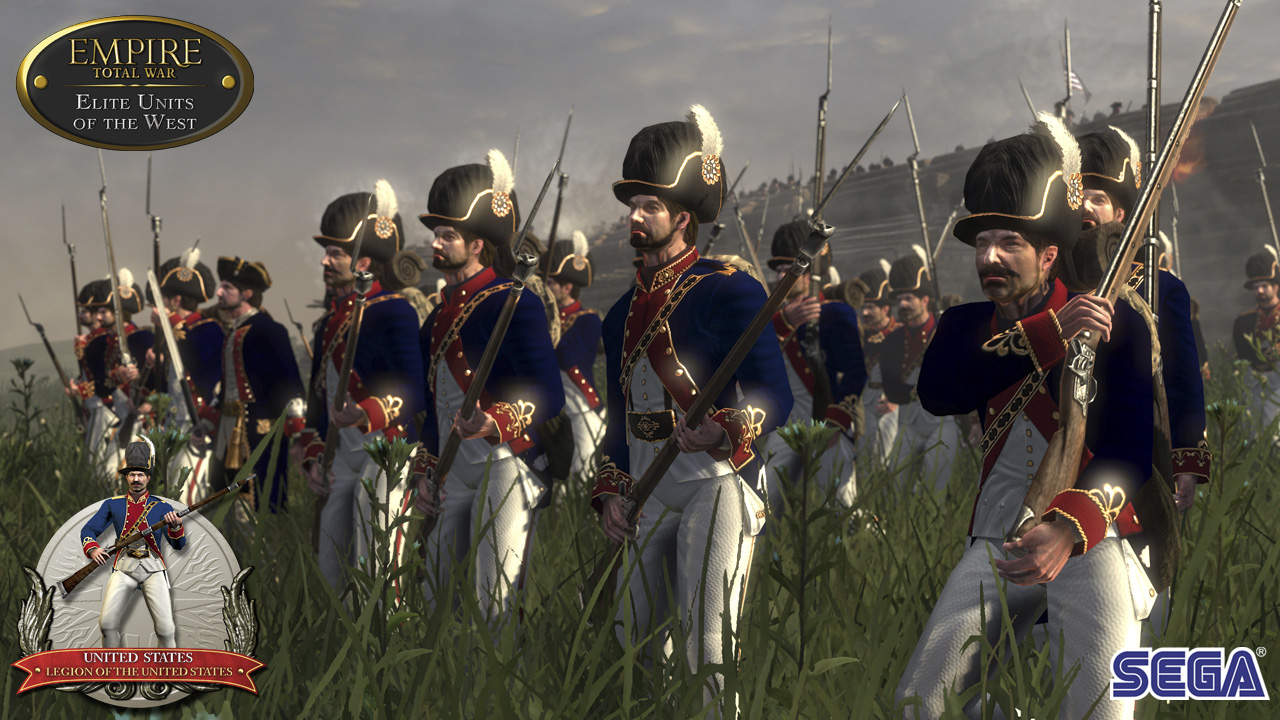 Empire: Total War - Elite Units of the West screenshot