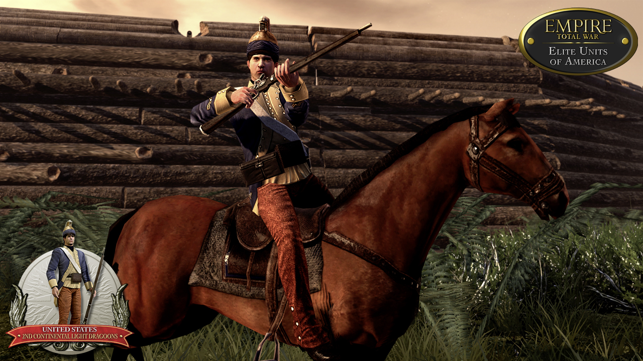 Empire: Total War - Elite Units of America screenshot
