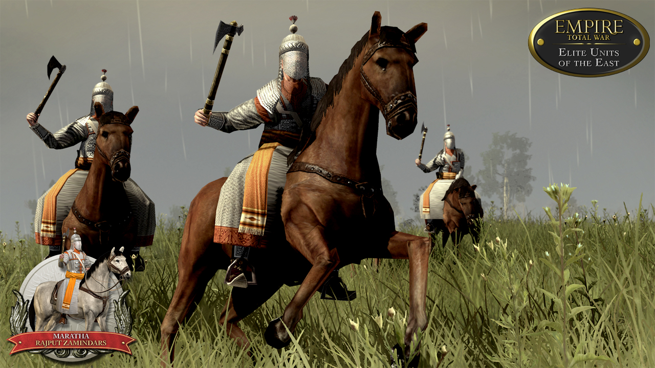 Empire: Total War - Elite Units of the East screenshot