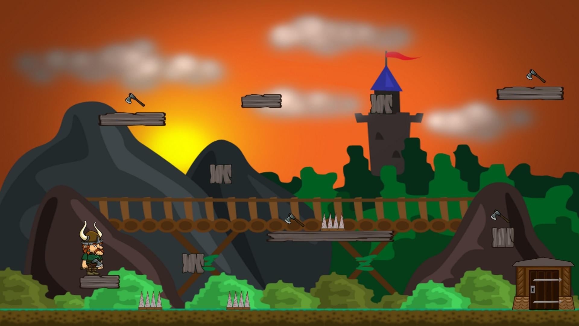 Scream of the Viking 3 screenshot