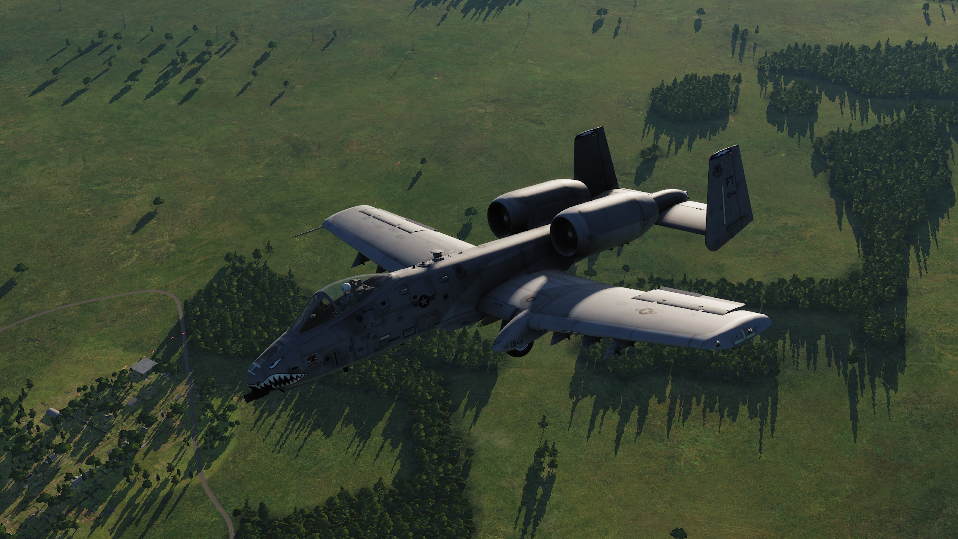 DCS: A-10C Warthog - The Enemy Within 3.0 Campaign screenshot