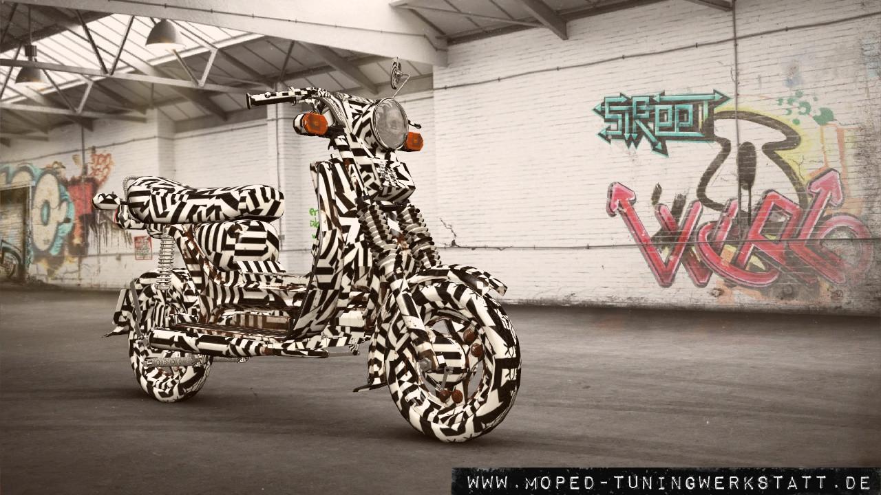Simson Tuningwerkstatt 3D - Stylepacks screenshot