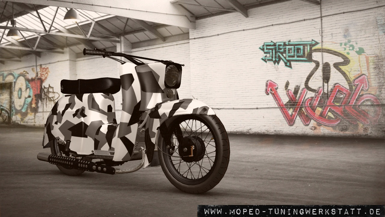 Simson Tuningwerkstatt 3D - Stylepacks screenshot