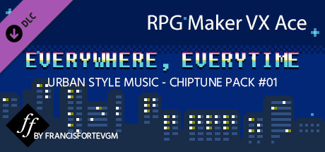 RPG Maker VX Ace - Everywhere, Everytime Music Pack