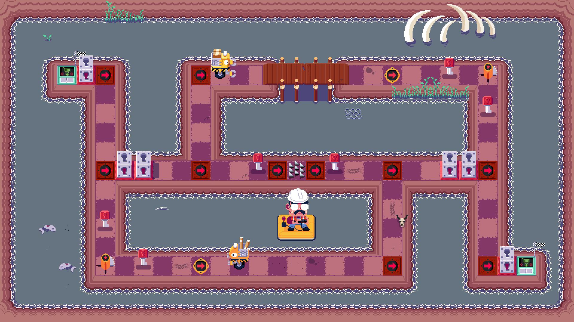 Damaged In Transit screenshot