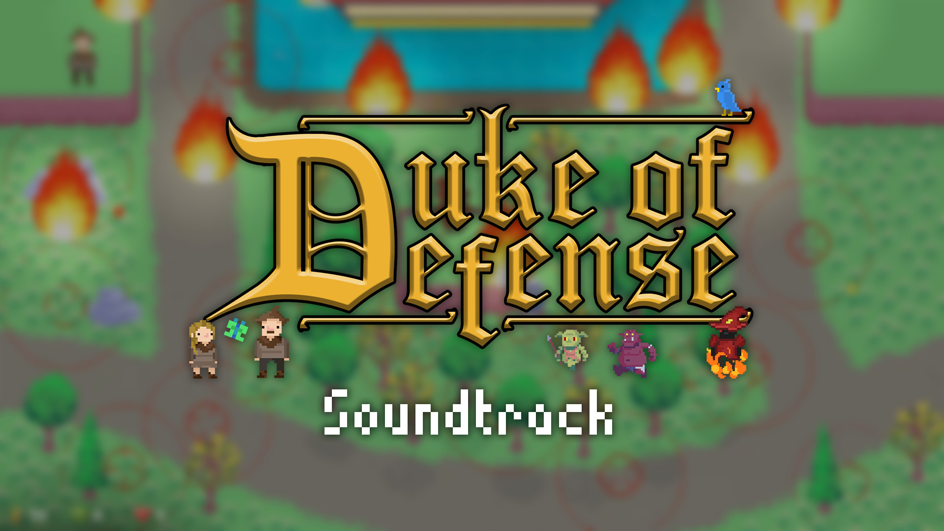 Duke of Defense - Soundtrack screenshot