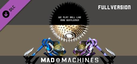 Mad Machines: Customization
