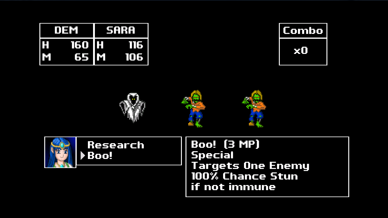 Breath of Death VII screenshot