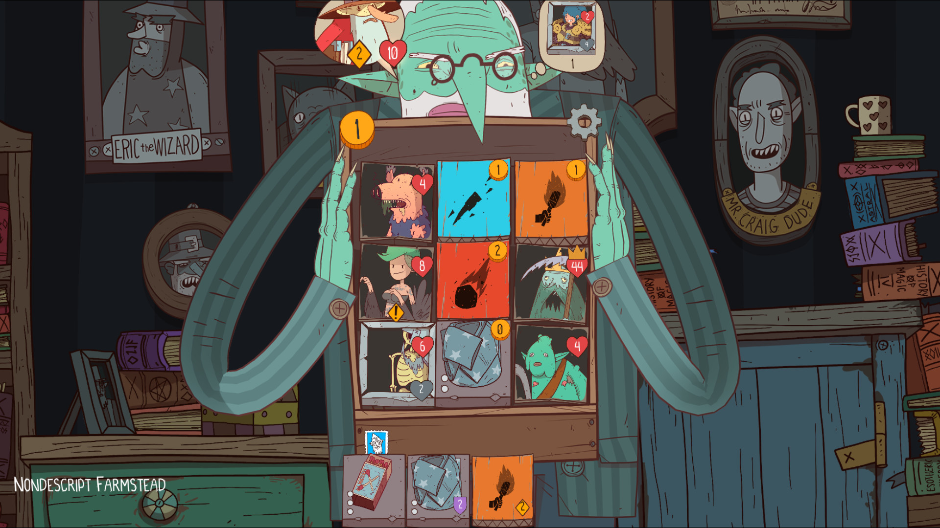 Meteorfall: Krumit's Tale screenshot