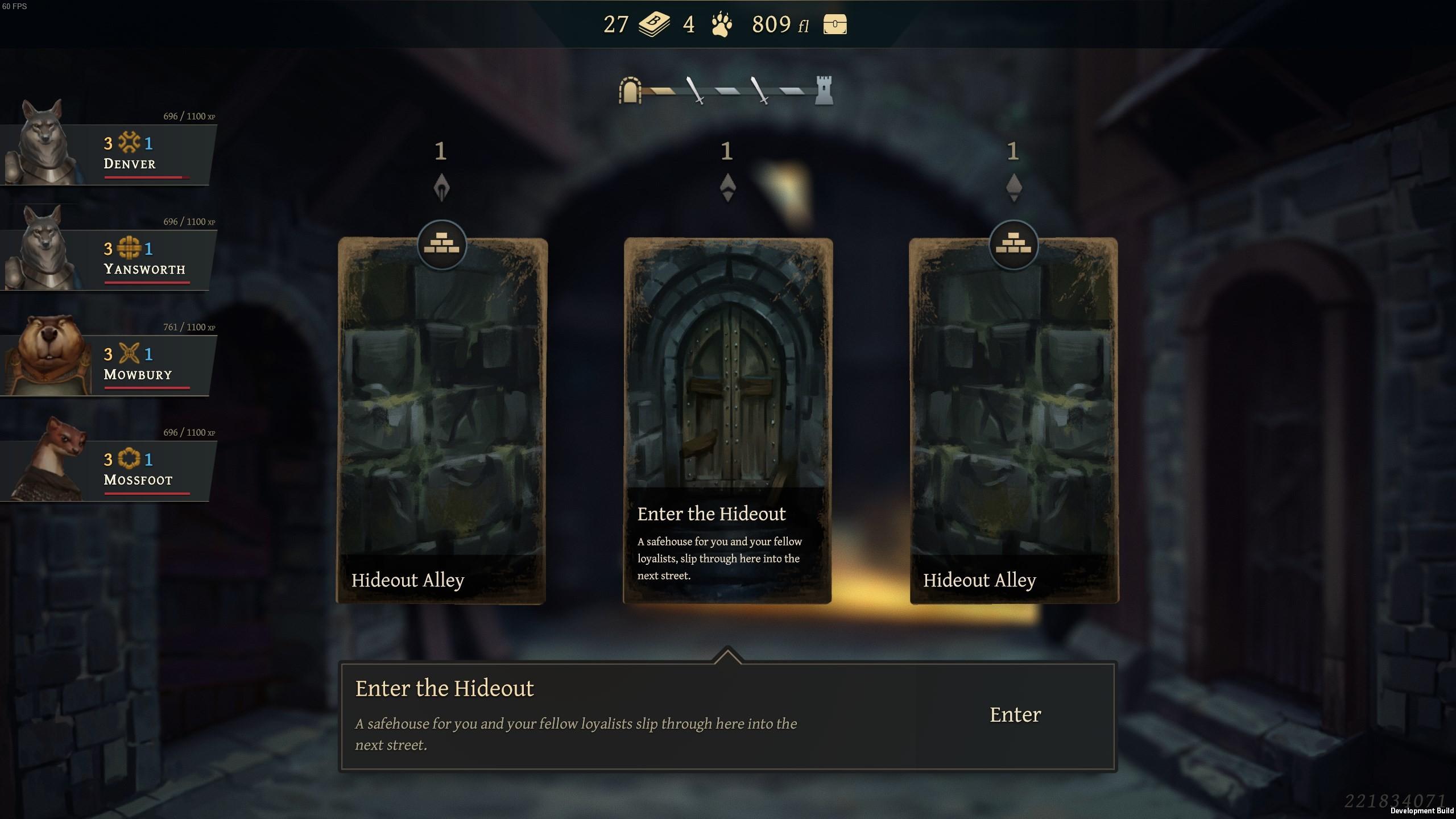 Banners of Ruin screenshot