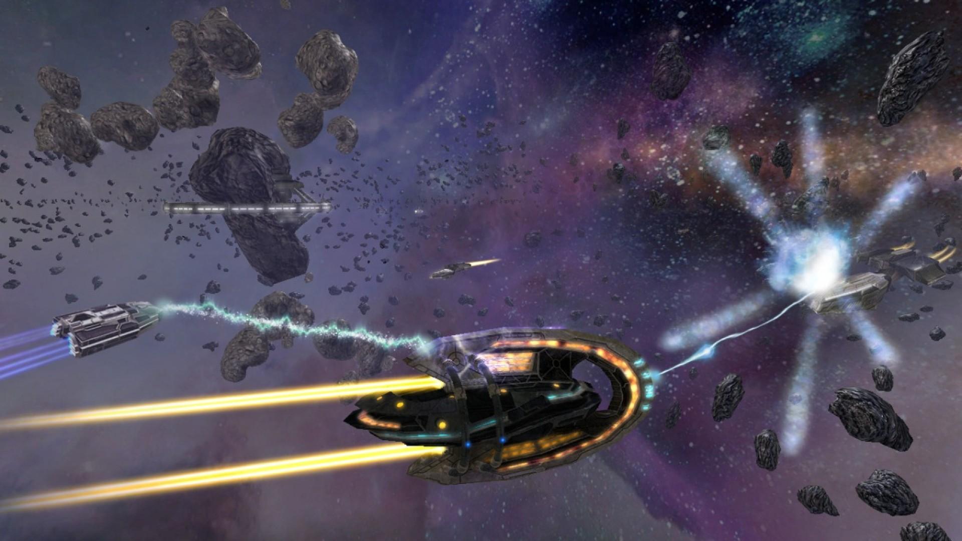 Starpoint Gemini screenshot