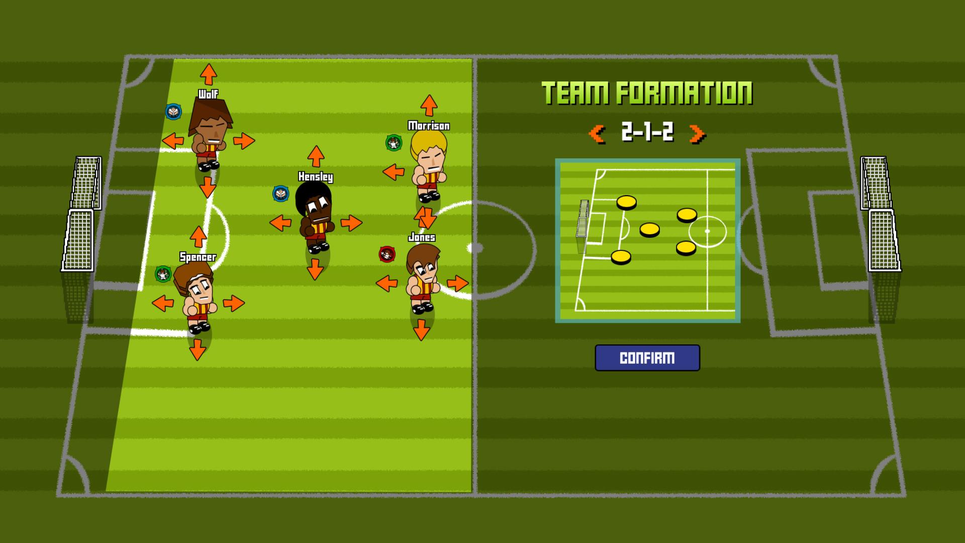 Football School screenshot