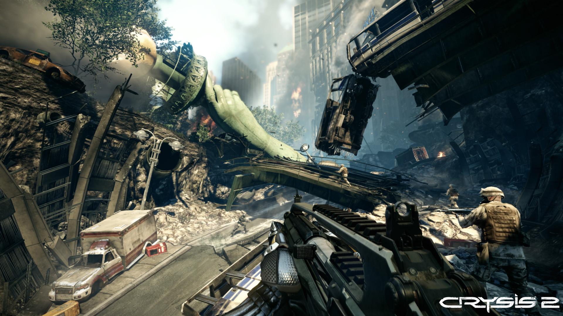 Resultado de imagem para Crysis 2