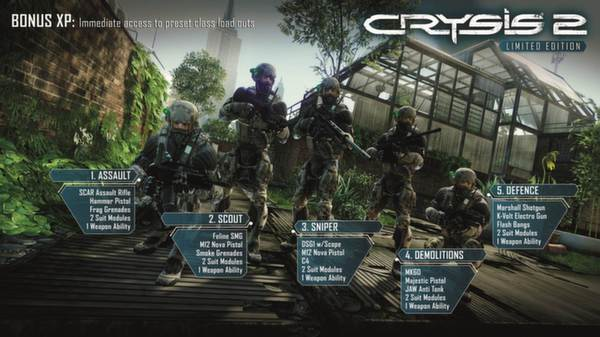 Crysis 2 system requirements | Can I Run Crysis 2