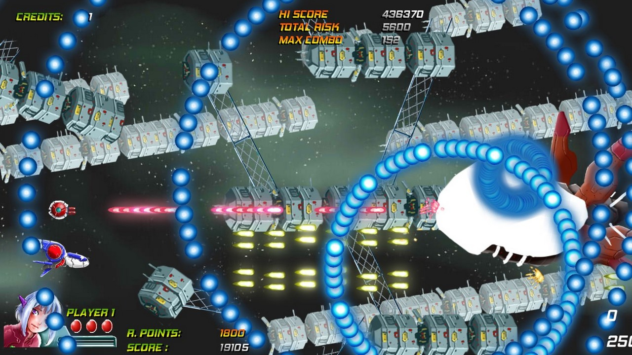 Wings Of Bluestar screenshot