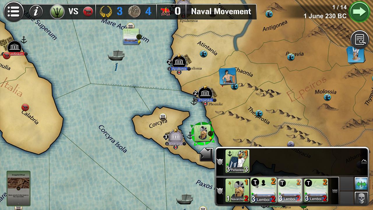 Wars Across The World: Illyria 229 screenshot
