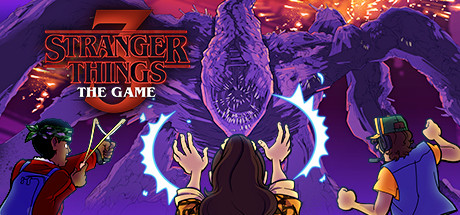 Allgamedeals.com - Stranger Things 3: The Game - STEAM